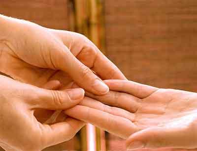 La thérapie coréenne des mains